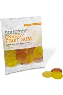 Gominolas SQUEEZY Energy Fruit Gum 50x50 gr